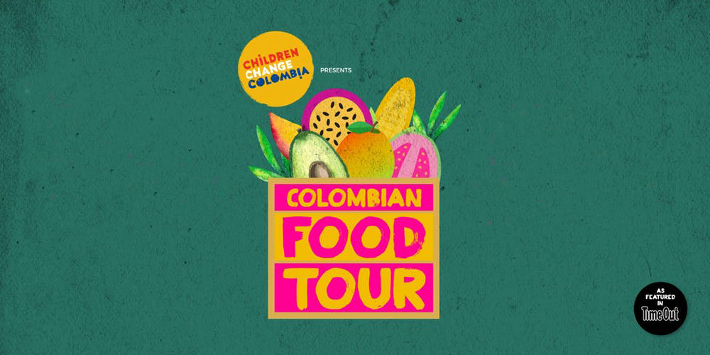 Colombian Food Tour London